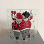 7, glaskunst, dikke dames, herma peterman