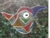 02, glaskunst, vogels van glas