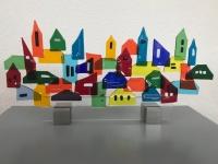 04,  Cinqueterra, glaskunst, glasobject, Herma Peterman