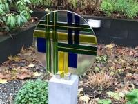 02,  glaskunst in tuin, kunst in tuin, herma peterman